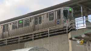 Woman Pulled To Ground, Choked On CTA Green Line [Video]