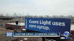 MillerCoors sues Anheuser-Busch over 'misleading' corn syrup ads [Video]
