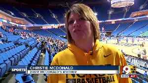 Her son will play NKU basketball for the last time at NCAA tournament [Video]