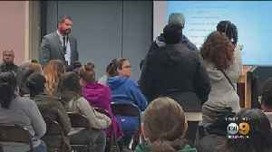 Meeting Held To Address Landmark Middle School Fights [Video]