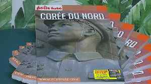 Watch: Don't take this North Korea guidebook with you, warns French publisher [Video]