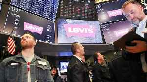 Levi's Surges In Return To NYSE [Video]