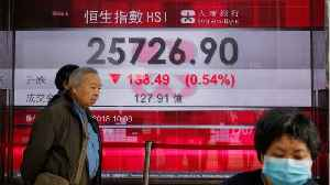 Asian Shares Highest Since September [Video]