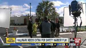 Extras needed for Hallmark movie being filmed in Pinellas County [Video]