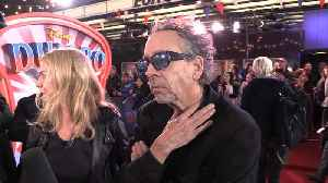 Tim Burton on the challenge of making 'an elephant fly' [Video]