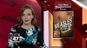 4 additional cases of measles confirmed in Oakland County [Video]