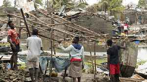 Survivors Of Cyclone Idai Desperate For Food, Water, Shelter [Video]