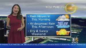 Friday Morning Weather Forecast With Mary Lee [Video]