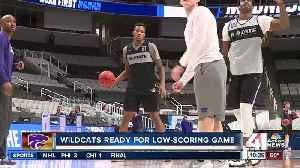 K-State's round of 64 game against UC Irvine may be defensive battle [Video]