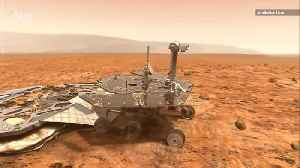 Shaking Aspen Leaves Could Extend Life of Future Mars Rovers [Video]