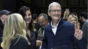 Apple Surpasses Microsoft As The World's Most-valuable Public Company [Video]