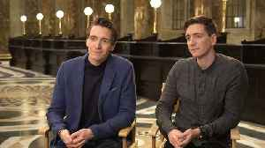 Digital Spy talks to Harry Potter stars about keeping in touch (Warner Bros./DigitalSpy) [Video]
