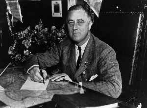 This Day in History: FDR Signs the Beer and Wine Revenue Act [Video]