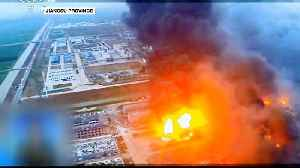 Blast at Chinese chemical plant kills 47, injures 640 [Video]
