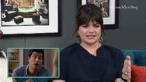 News video: Casey Wilson's 'Marry Me' Proposal Was *Not* Based on Her Real Life