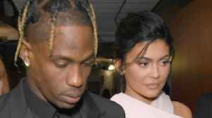 Kylie Jenner & Travis Scott Spotted TOGETHER For The 1st Time Since Cheating Rumours! [Video]