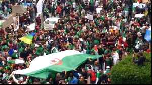 Algerians rally for fifth consecutive week against ailing leader [Video]