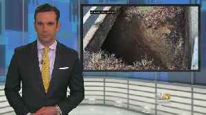 Virginia Sinkhole Partly Closes Memorial Parkway Near DC [Video]