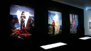 New Michael Jackson exhibition opens in Germany, amid widespread allegations of abuse [Video]