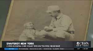 After 130 Years, Rare Baseball Cards Up For Auction [Video]