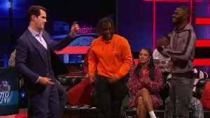 Jimmy Carr shows off his dance moves on The Big Narstie Show [Video]