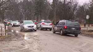 Road nightmare causes big problems for parents taking kids to school in Commerce Township [Video]