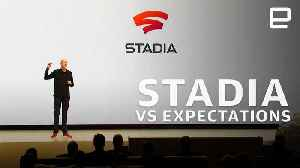 Google Stadia: Lower your expectations [Video]
