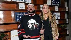Kevin Smith Shouts Out Daughter's Cameo In Upcoming Quentin Tarantino Film [Video]