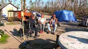 Florida Panhandle Residents Still Living In Tent Cities Six Months After Hurricane Michael [Video]