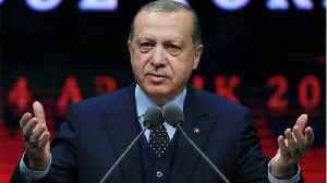 News video: Turkey's Erdogan Shows New Zealand Shooting Video Despite Condemnation