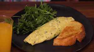 French Rolled Omelet [Video]