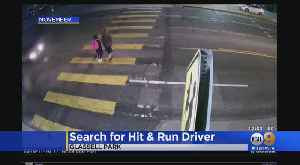 Police Search For Glassell Park Hit-And-Run Driver Who Injured A Father [Video]