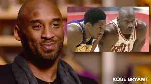 Kobe Bryant DOES NOT Care About G.O.A.T Debate! Focused On Pumping A Baby Boy Into His Wife! [Video]