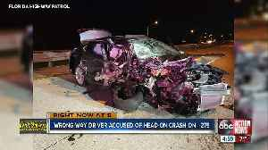 FHP: Suspected drunk driver to blame for fiery wrong-way crash on I-275 in St. Pete [Video]