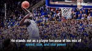 Zion Williamson Is March Madness 2019's Most Electrifying Star. Here's How He Could Make $1 Billion as an NBA Pro [Video]