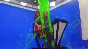 News video: What's Nickelodeon Slime Made Of?