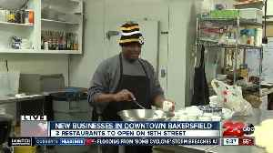 New BBQ restaurant opens in Downtown Bakersfield [Video]