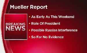 Mueller Report Released [Video]