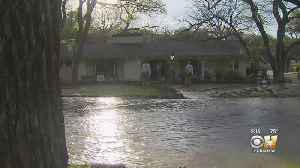 Fort Worth Neighborhood Flooded After Water Main Break [Video]