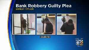 Beaver Falls Man Pleads Guilty To Bank Robbery Charges [Video]