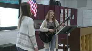 Local Teen Wins 2nd Place in State Music Award [Video]