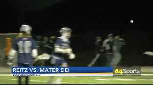 HS LAX: Reitz Battles Back To Beat Memorial [Video]