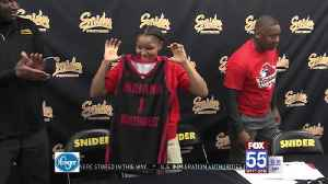 Three Snider Panthers Sign to Continue Careers [Video]