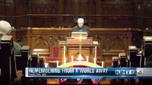Interfaith vigil to remember New Zealand [Video]