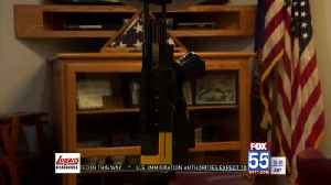 Celina student suspended for project meant to honor fallen soldiers [Video]