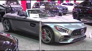 VIDEO Luxury lines Stabler Arena for the Lehigh Valley Auto Show [Video]
