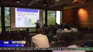 USM Scientist Symposium on Coastal issues [Video]