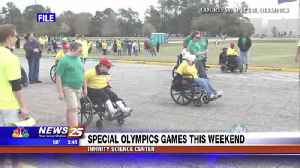 Special Olympics Games this weekend at Infinity Science Center [Video]