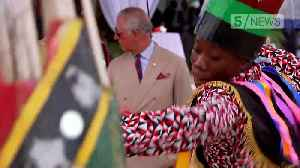 Prince Charles gets musical in St Kitts and Nevis [Video]