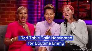 Red Table Talk Gets Nominated For An Emmy [Video]